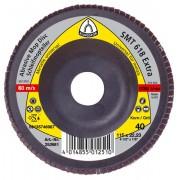 Лепестковый тарельчатый круг SMT 325 (618) 125X22,23 (зерно 40,60,80) АРТ 321660, 321662, 321664