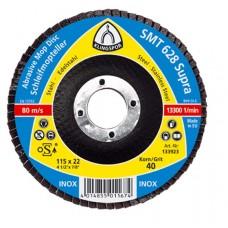 Лепестковый тарельчатый круг SMT 628