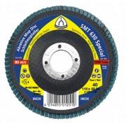 Лепестковый тарельчатый круг, связка МУЛЬТИ SMT 630