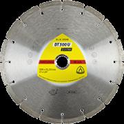Алмазный отрезной круг DT 300 U EXTRA