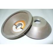 Шлифовально алмазный  круг тарельчатый