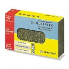 Колодка для ручного шлифования Klingspor SFK 655 cохраняет свою форму и свойства до полного стирания.